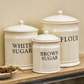 Clear Kitchen Container Sets Farmhouse