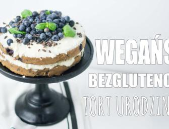 Tort bez cukru (wegański i bezglutenowy) – Przepis??? Improwizacja!