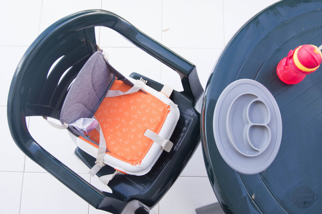 gadżety w podróży z niemowlakiem