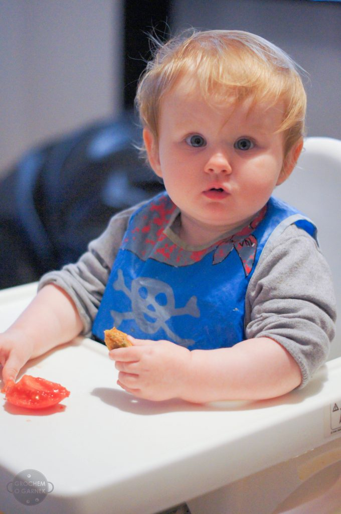 kotleciki z marchewki i cukinii BLW
