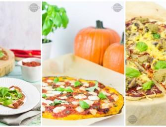 3 sposoby na bezglutenową pizzę