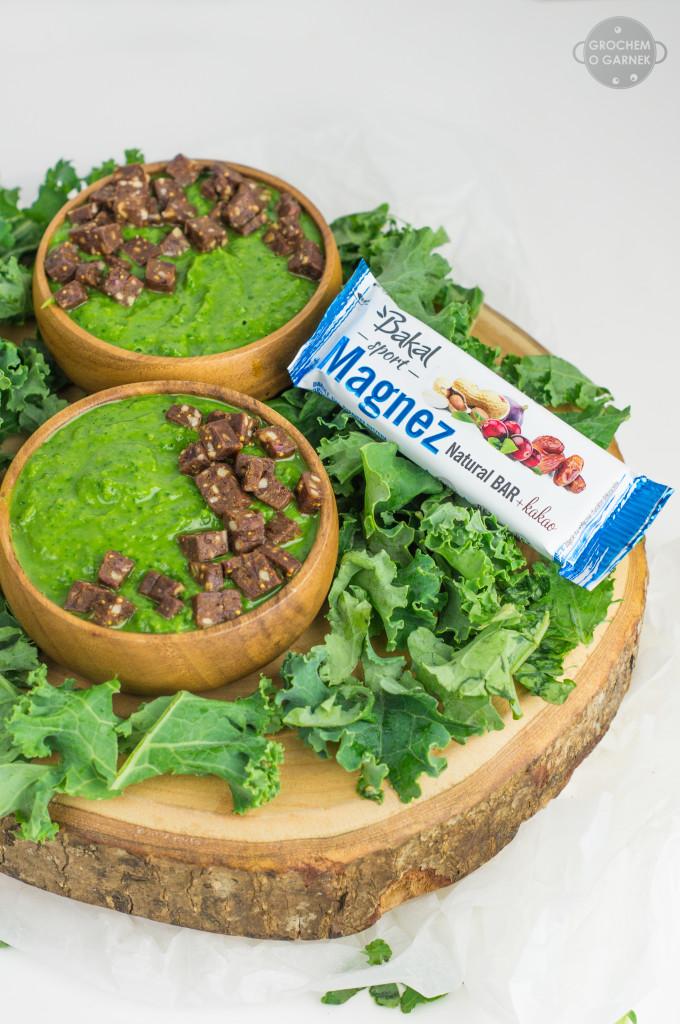 batonik bakal sport magnez zdrowe jedzenie