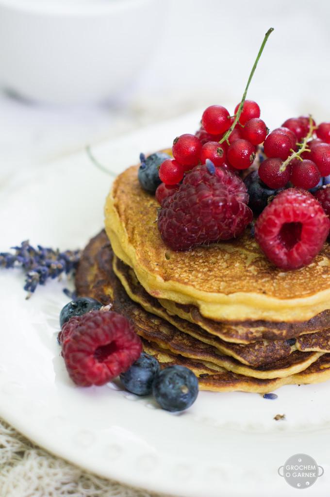 pancakes wegańskie i bezglutenowe