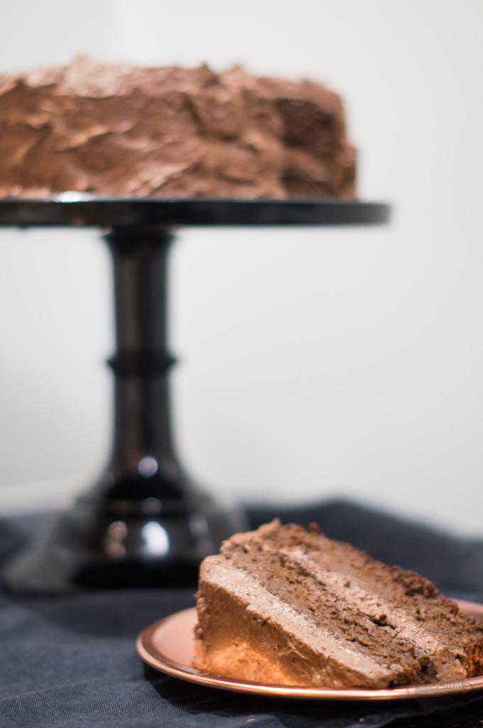 wegański tort czekoladowy najlepszy