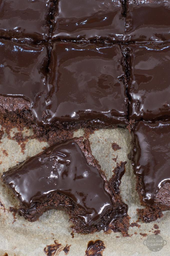 przepis na wegański piernik czekoladowy